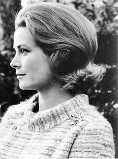 dosesofgrace:  HSH Princess Grace of Monaco,1967. Photographed by Tom Hustler.