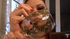 Here's how to DIY painted wine and drinking glasses on the cheap:  http://livewelln.co/1kiiN5n
