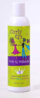 Curly Q's - Best products to make ringlet curls in Biracial hair or Mixed hair