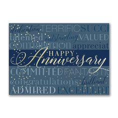 Anniversary Characteristics Renewable Sources Of Energy, Anniversary Cards, Run 1, Types Of Printing, Thank You Notes, Gold Foil, Letterpress, Appreciation, Congratulations
