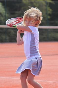 Get the best kids tennis clothing right here! If you are planning to make your little one a star, then you have already made the first move. We are here to assist you with our wide range of tennis apparel for kids.