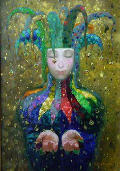 victor nizovtsev | são de um pintor russo chamado victor nizovtsev descobri os no blogue ...