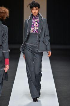 TAE ASHIDA Autumn Winter 2014 | Mercedes-Benz Fashion Week TOKYO