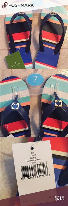 Kate Spade Flip Flop Brand new flip flop size 7 kate spade Other