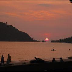 Palolem Beach, Goa.. One of the most beautiful places I've been to.