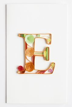 Artistry & Inventiveness: The Story of Quilling Card   Poeme