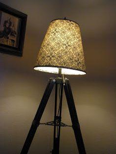 sheesham tripod lamp lighting french connection lighting rh pinterest com wiring your own lamp 3 Bulb Lamp Wiring Diagram