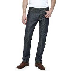 "Levi's 513 Slim Straight Jeans - Men ""Ice Cap"""