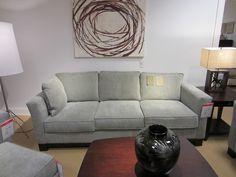 Kenton Fabric Sofa Created for Macys Fabric sofa Sofa