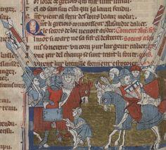 BNF Français 24364 Roman de toute chevalerie