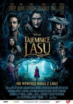 Tajemnice lasu(2014) Into the Woods
