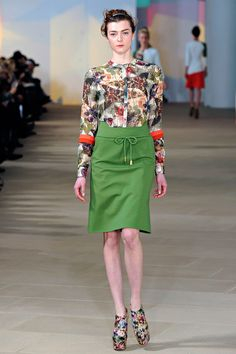 Preen Fall 2012 RTW - Review - Collections - Vogue