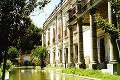 Hacienda San Cristóbal Poloaxtla (Hagenbeck), Puebla, México
