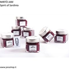 MARMALADE OF MIRTO