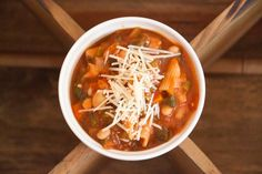 Spicy Tomato, White Bean and Vegetable Stew