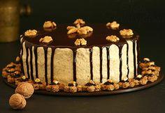 Top 13 cukormentes torta esős időre Diabetic Recipes, Healthy Recipes, Healthy Meals, Top 15, Divine Chocolate, Tiramisu, Sweet Recipes, Sugar Free, Deserts