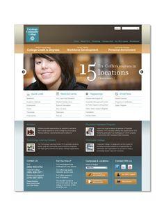 Cuyahoga Community College Website