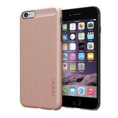 iPhone 6 Plus Rose Gold Feather Shine Incipio Case $29.99