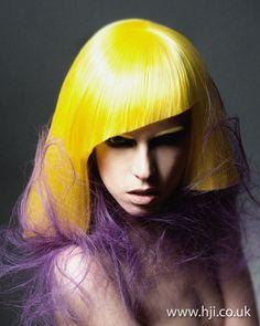 Leonardo Rizzo: Avant Garde Hairdresser of the Year 2011 Finalist #photography #fashion #hair