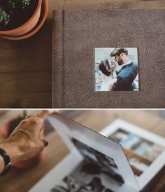 Did you know? We have new lower prices for Forbeyon Albums. You will see live prices after logging in. Contact us for our updated price list. Check out this beautiful wedding album designed by Michelle Larmand Photography