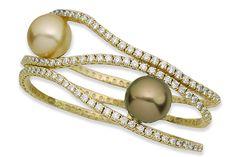 Unique Diamond Jewelry Designs