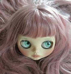 "Custom Blythe ""Rosie"" by LoveLaurie"