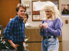 Michael J. Fox on Family Ties