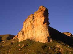 Golden Gate National Park, South Africa
