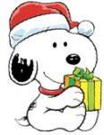 Baby Snoopy Christmas