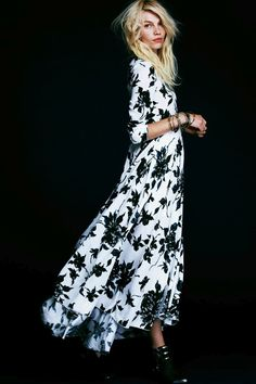 Aline Weber by Anthony Nocella for Free People's Spring Campaign