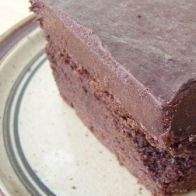 Chocolate cake in 5 minutes