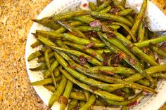 Family Food Finds: Chinese-Style Green Beans