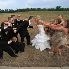 idee per il matrimonio - idea per una foto