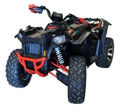 Direction-2 OFSPL8000 Overfenders for 2013-16 Polaris Scrambler 850