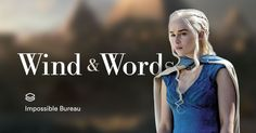 Conceived and built by Impossible Bureau, this experiment uses script dialogue to visualize characters' words and interactions from all six seasons of Game of Thrones. Chart Infographic, Infographics, Digital Storytelling, Data Charts, Visual Display, Data Collection, Interactive Design, Web Design Inspiration, Data Visualization