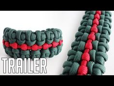 TRAILER: BIoody Eagle Paracord Bracelet (Patreon Exclusive January) - YouTube