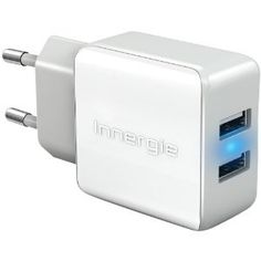 Innergie 15W Dual USB Adaptor rated 5V 3A.
