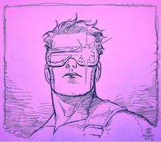 Awesome Art Picks: Tank Girl, Harley Quinn, Cyclops, and More - Comic Vine