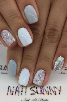 61 Summer Nail Color Ideas For Exceptional Look 2020 Cute Gel Nails, Summer Gel Nails, Short Gel Nails, Chic Nails, Cute Acrylic Nails, Stylish Nails, Acrylic Nail Designs, Pretty Nails, Beach Nails