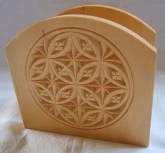 My Chip CarvingMODULE_HEADER_TAGS_PRODUCT_TITLE_SEPARATOR Napkin Holder- My Chip Carving- Chip Carving Lessons, Knives, Patterns- - Household Items- - My Chip Carving, lessons, patterns, basswood boxes, plates, supplies