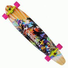 longboard Tempish SENSE Skateboard, Outdoor Decor, Home Decor, Skateboarding, Decoration Home, Room Decor, Skate Board, Home Interior Design, Home Decoration