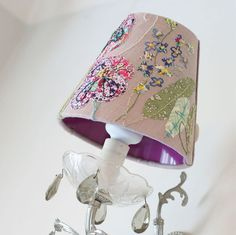 We are thrilled to welcome along Marna Lunt to So Sew Pretty again, we had such a wonderful weekend at her previous workshops and delighted she'll be returning to share her passion and expertise at her hand embroidered lampshade workshop. Marna is...