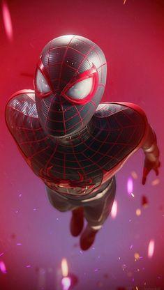 Comic Book, Comic Art, Miles Morales Spiderman, Pokemon, Best Friend Love, Marvel Wallpaper, Comic Games, Spider Verse, Guy Pictures
