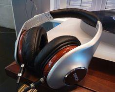 """Denon - AH-D7100 ,Audiohile High End Headphones"" !...  http://about.me/Samissomar"