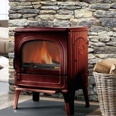 DRU 64 CB Wood Burning Stove