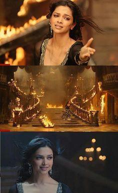 Deepika Padukone as Shanti - Om Shanti Om-Her act was magnificent