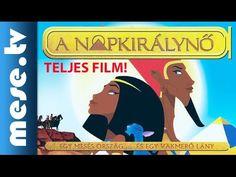 A Napkirálynő teljes film (teljes egészestés mesefilm, rajzfilm magyarul) Akhesa hercegnő tizennégy éves, vad és neveletlen: pedig az őt körülvevő felnőttek ...