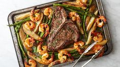 An entire homemade meal with next to no effort? Its totally doable. These sheet-pan meals come together so fast and easy, its basically magic. Dinner With Ground Beef, Surf And Turf, Brunch, Dinner Tonight, Sheet Pan, Dinner Recipes, Crowd Recipes, Dinner Ideas, The Best