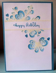 Sue's Card Craft: CTS#71, LIM#166 and Card Concept #7