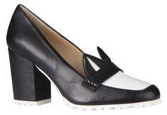 Minna Parikka - SYLVESTER BLACK Character Shoes, Dance Shoes, Footwear, Heart, Clothing, Black, Fashion, Dancing Shoes, Outfits